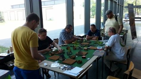 Turniejowych graczy często odwiedzali kibice i widzowie, których serdecznie pozdrawiamy :)