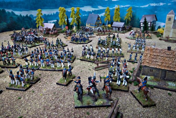 Biuletyn Wielkiej Armii na początek grudnia